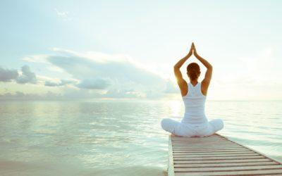 Yin Yoga au bord du lac de Neuchâtel – samedi 13 juillet