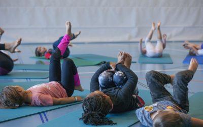 Camps Yoga – service des sports