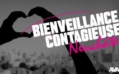 Bienveillance contagieuse – Neuchâtel